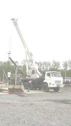 Автомобильные краны КС-55732