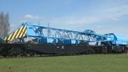 Кран железнодорожный ЕДК 1000/2,  ЕДК 1000/4 (125 тонн)