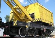 Кран железнодорожный КЖ-561 (25 тонн)